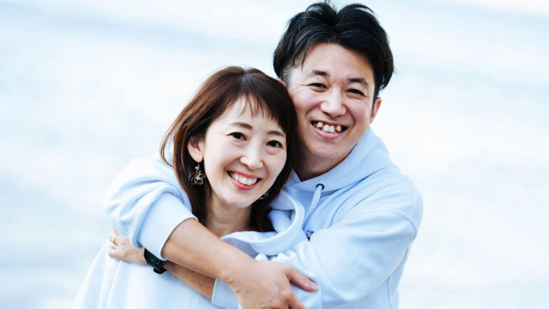 勾坂太一 牧師 ・ Ps. Taichi & Kaori Sagisaka