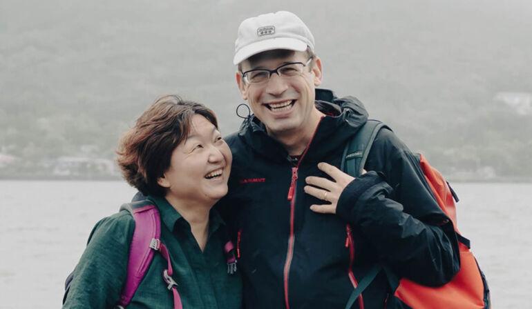 ブルキマット 宣教師・ Matthias & Yoko Bürki